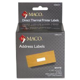 30 of Maco Direct Thermal Printer Labels