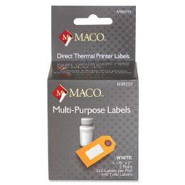 54 of Maco Direct Thermal Printer Labels