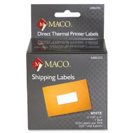36 of Maco Direct Thermal Printer Labels
