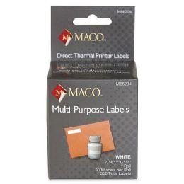 48 of Maco Direct Thermal Printer Labels