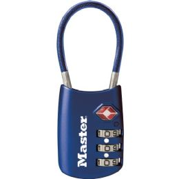 Master Lock 4688d Luggage Cable Lock