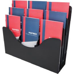 4 of DeflecT-O 3-Tier Document Organizer