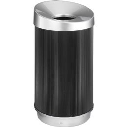 Safco AT-YouR-Disposal Vertex Waste Receptacle