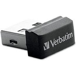 64 of Verbatim 16gb Store 'n' Stay 97464 Usb 2.0 Flash Drive