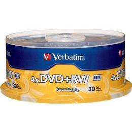 Verbatim 4x Dvd+rw Media
