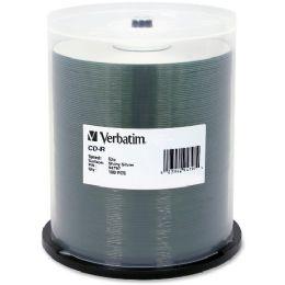 Verbatim 94797 Cd Recordable Media - CD-R - 52x - 700 Mb - 100 Pack Spindle