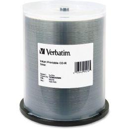 Verbatim 95256 Cd Recordable Media - CD-R - 52x - 700 Mb - 100 Pack Spindle