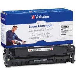 8 of Verbatim Hp Cc533a Compatible Magenta Toner Cartridge