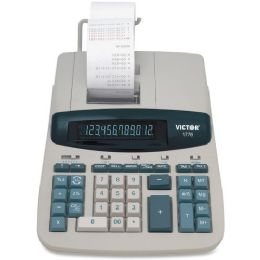 4 of Victor 1776 TaA-Compliant Ribbon Print Calculator