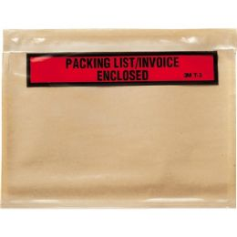3m Packing List/invoice Enclosed Envelope