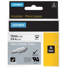 Dymo Rhino Heat Shrink Tube Wire & Cable Label