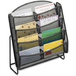 Safco Mesh Business Card Holder