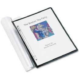Acco Accohide Frosted Front Report Cover