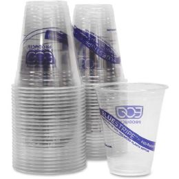 37 of EcO-Products Bluestripe Cold Drink Cups