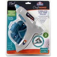 48 of Elmer's Craft Bond Enhanced Safety Dual Temp Glue Gun - Cordless