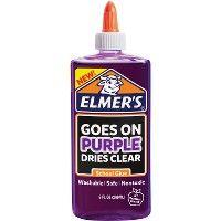 Elmer's Disappearing Purple Glue