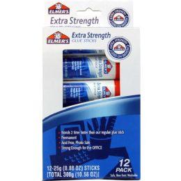 48 of Elmer's Extra Strength Permanent Glue Stick