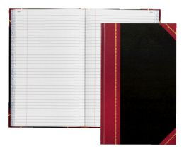 """4 of Adams Record Book, 11-5/8"""" X 7-1/4"""", 500 Pages"""