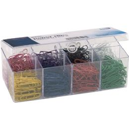 Oic PvC-Free ColoR-Coated Paper Clips