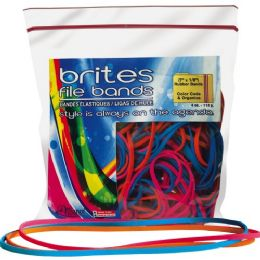 Alliance Rubber Brites! PiC-Pac Rubber Bands