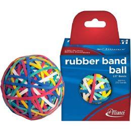 Alliance Rubber Rubber Band Ball