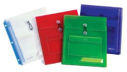 20 of Oxford Binder Envelope - Assorted Colors