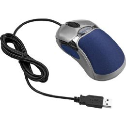 12 of Fellowes Hd Precision Mouse - Optical - 5-Button, Silver/blue