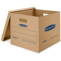 Fellowes Smoothmove Classic Moving Boxes, Medium