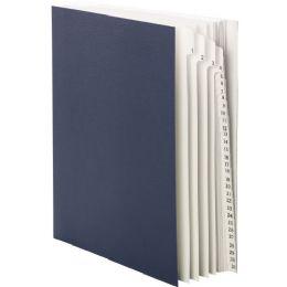 Smead 89294 Dark Blue Desk File/sorters