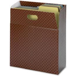 15 of Smead 92000 Brown Organized Up Mo Vertical File Case
