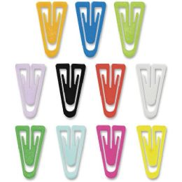 Gem Office Products Triangular Paper Clips