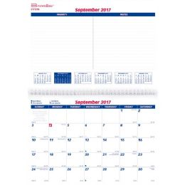 87 of Brownline 16-Month Monthly Wall Calendar
