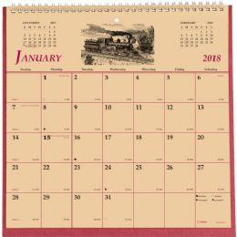 62 of Brownline Monthly Wall Calendar