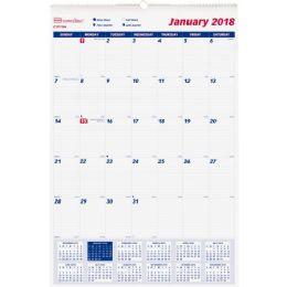 42 of Brownline Monthly Wall Calendar