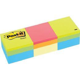 PosT-It 2x2 Ultra Colors Convenient Memo Cubes