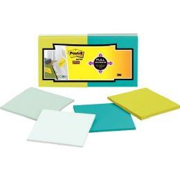 84 of PosT-It 3x3 Super Sticky Full Adhesive Notes