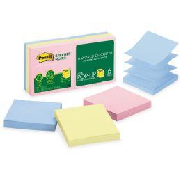 PosT-It Greener PoP-Up Notes Original Recy Pads