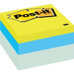 PosT-It Ribbon Candy Note Cube