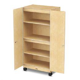 JontI-Craft Storage Cabinet - Mobile