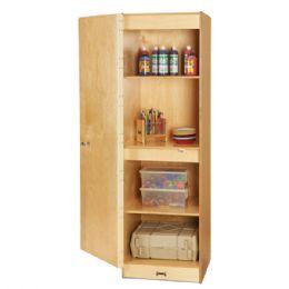 JontI-Craft Single Storage Cabinet