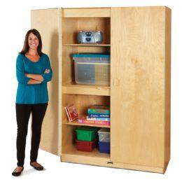 JontI-Craft Wide Storage Cabinet
