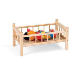 JontI-Craft Traditional Doll Bed
