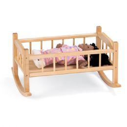 JontI-Craft Traditional Doll Cradle