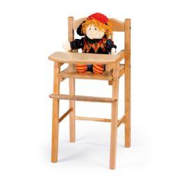 JontI-Craft Traditional Doll High Chair