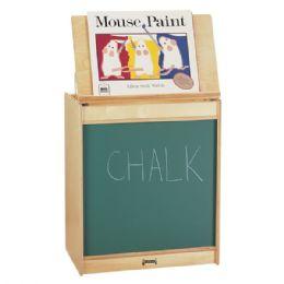 JontI-Craft Big Book Easel - Chalkboard - Thriftykydz