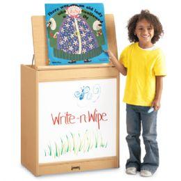 Maplewave Big Book Easel - WritE-N-Wipe