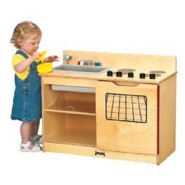 JontI-Craft KindeR-Kitchen 2-IN-1