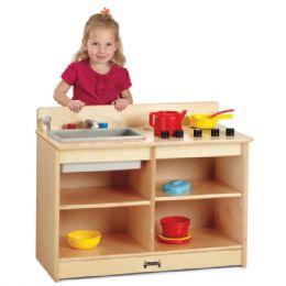 JontI-Craft Toddler 2-IN-1 Kitchen
