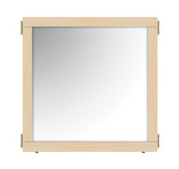 """Kydz Suite Panel - T-Height - 24"""" Wide - Mirror"""