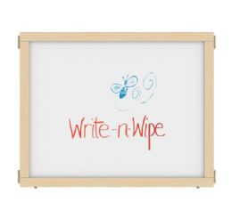 """Kydz Suite Panel - E-Height - 36"""" Wide - WritE-N-Wipe"""